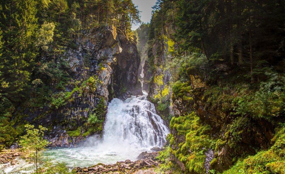 banco de cascadas