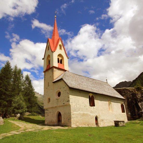chiesetta di santo spirito