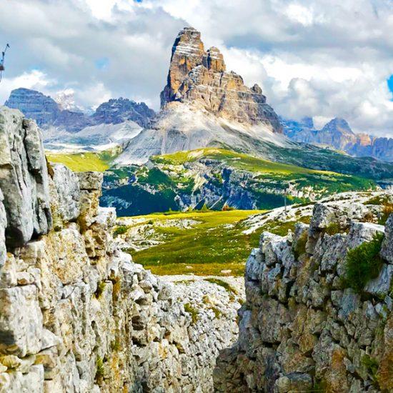 Monte Piana Giulio Nicetto