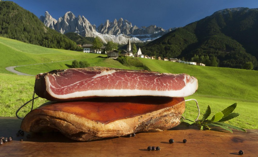 speck val pusteria